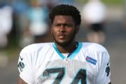 Dolphins waive, will pay DT Norton, who lost arm
