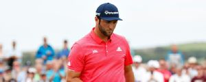 Rahm shoots superb 62 to win second Irish Open
