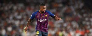 Malcom quiere salir del Barça y el club le pone precio