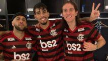 Filipe Luís e Flamengo conversam, mas decisão final fica para esta quinta