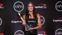 USWNT named best team; Messi, Ibra win ESPYs
