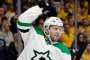 Stars re-sign center Dickinson to 2-year deal