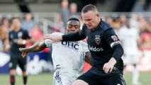 Rooney sets up Amarikwa as D.C. draw with Revs
