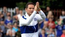 Lampard claims first Chelsea win at St Patrick's