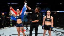 Consulta todos los resultados del UFC Sacramento: De Randamie vs. Ladd