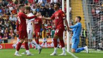 Brewster shines for Liverpool in Bradford win
