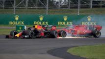 """Vettel, sobre el incidente con Verstappen: """"Fue mi error"""""""