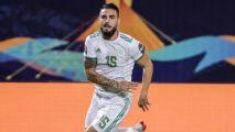 Andy Delort y Argelia llegan a la Final de la Copa Africana