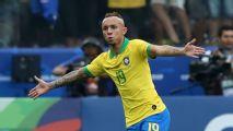LIVE Transfer Talk: Arsenal plot move for new Brazil star Everton