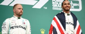 Luck had nothing to do with Hamilton's British GP victory