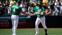 Oakland's outfield has a fantasy standout