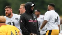 Steelers' Mike Tomlin isn't here to be understood