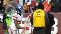 Giants suspendem jogador que agrediu e deixou mulher inconsciente