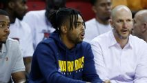 Warriors: No adquirimos a D'Angelo Russell sólo para negociarlo