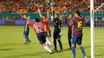 Las cinco victorias más importantes de Chivas ante clubes de Europa