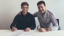 El hijo de Pochettino firma su primer contrato con el Tottenham