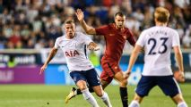Alderweireld focused on Spurs, not transfer
