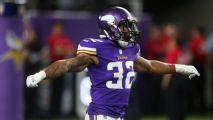 Corredor Roc Thomas suspendido tres juegos por la NFL