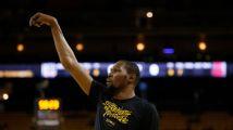 Kevin Durant, convencido de jugar con Nets por su sistema