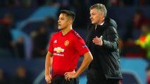 Técnico do United quer ajudar Alexis Sánchez a voltar ser o do Arsenal, mas diz: 'Não posso dar colher na boca'