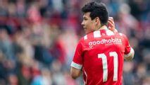 PSV considera a Lozano en los dorsales de la próxima temporada