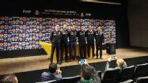 FMF presenta organigrama con Ignacio Hierro y Torrado como director deportivo