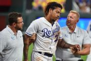 Royals put Mondesi on IL with shoulder injury