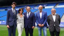 Cinco clubes de LaLiga fecham preço fixo para torcida visitante