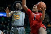 Baylor adds second graduate transfer in DeGrate