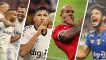 Copa do Brasil terá Cruzeiro x Inter e Grêmio x Athletico-PR nas semis; veja as datas e como foram os jogos