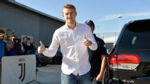 De Ligt joins Juventus in five-year €75m deal