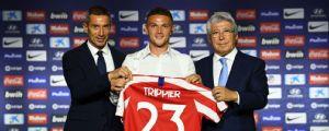 Trippier y Hermoso, la doble cartelera del Atlético de Madrid