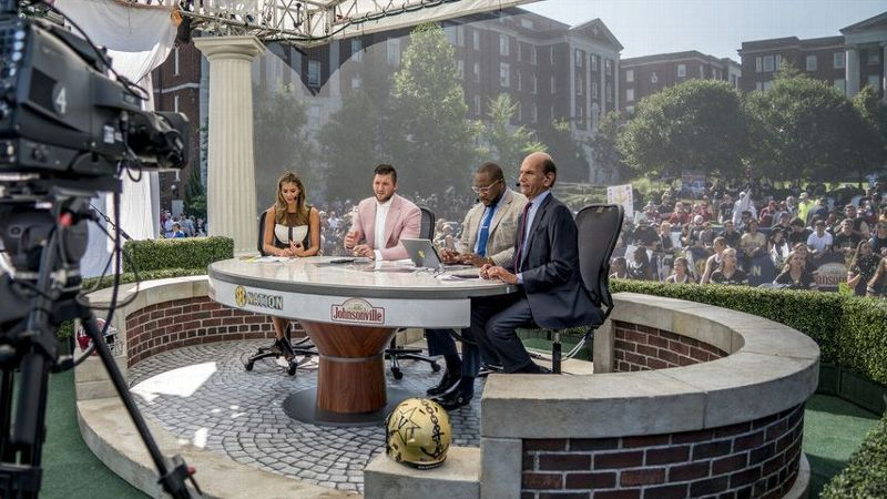 SEC Nation kicks off Week 1 from Music City
