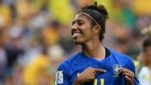 Cristiane vence votação da Fifa e gol da artilheira é eleito o melhor da Copa do Mundo