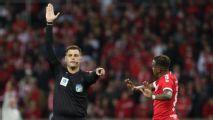 Internacional: árbitro relata ofensas de dirigentes após vitória sobre o Palmeiras