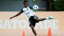 Santos libera Caju para assinar com o Braga; lateral viaja nesta quinta