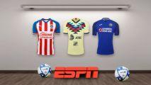 Los nuevos uniformes de los 19 equipos rumbo al Apertura 2019