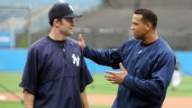 'He was like a poker player who could always read me and my hand': A-Rod on Mike Mussina