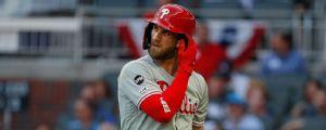 Llámalo perder a propósito o reconstrucción, pero aún no ha dado sus frutos para los Phillies