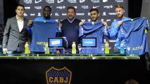 Boca confirmó cuatro cambios en la lista para los octavos de la Libertadores
