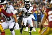 Eagles agree to terms to re-sign RB Sproles