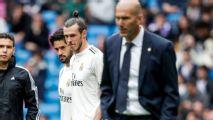 Bale sigue fuera de los planes de Zidane
