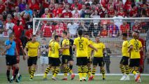 Dortmund down Liverpool at Notre Dame Stadium