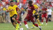 Em partida elétrica com cinco gols, garotos brilham e Borussia Dortmund vence o Liverpool