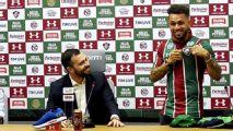 Wellington Nem diz que voltou por amor ao Fluminense