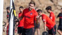 Héctor Herrera no es titular en el debut del nuevo Atlético de Madrid