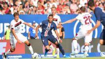 Sem Neymar, Mbappé se destaca, mas PSG fica no empate em amistoso com o Nuremberg