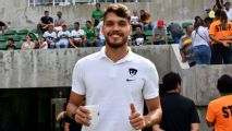 Nicolás Freire, listo para debutar con Pumas en el Apertura 2019