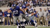 Falleció ex liniero de los Giants por golpe de calor