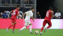 Saiba por que Hazard usou a camisa 50 em sua estreia pelo Real Madrid